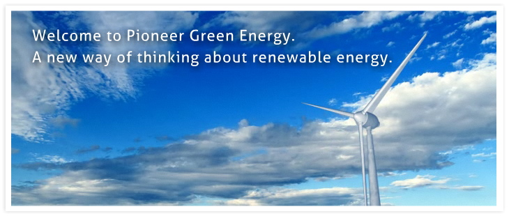 Pioneer Green Home Turbine